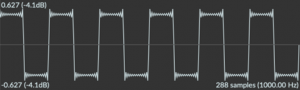 Sensoriium LSV III Fourier Tranform with 12 Harmonics